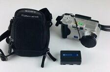 Sony Cyber-shot DSC-S50 1.9MP Digital Camera - Silver With Carrying Case