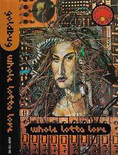 GOLDBUG WHOLE LOTTA LOVE CASSETTE SINGLE 4 TRACK Electronic  Acid Jazz, Big Beat
