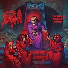 Scream Bloody Gore (black Lp) Death Vinyl 0781676732418