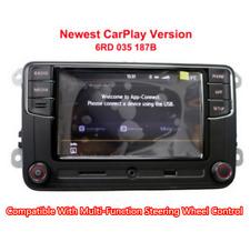 "6.5"" MIB Autoradio RCD330 Plus CarPlay Car Stereo Version 6RD 035 187B For VW"