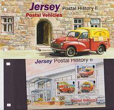 JERSEY PRESENTATION PACK 2006 POSTAL HISTORY II STAMP SHEET 10% OFF 5+