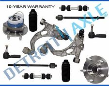 New 12pc Complete Front Suspension Kit for Buick Cadillac Oldsmobile Pontiac