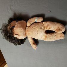 Vintage Kenner Hugga Bunch Plush Doll Bubbles
