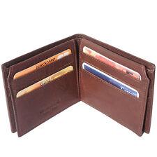 Portefeuilles , porte cartes Fait de véritable artisanat en cuir italie PF146 db