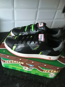 Men's Reebok ice cream BBC board Low Pager shoes Trainers Rbk Rare Size 7