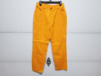 1984 Olympic Games Staff Uniform Orange Levis Jeans Size 16 30x32