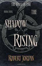 The Shadow Rising: Book 4 of the Wheel of Time,Robert Jordan- 9780356503851