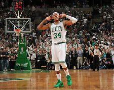 Paul Pierce Unsigned 16x20 Photo Boston Celtics (1)