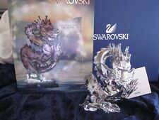 "Swarovski Crystal Figurine Retired SCS Jubilee Edition ""Dragon"" MIB 2012"