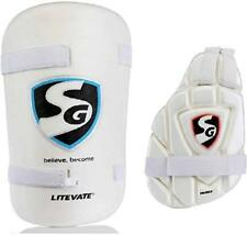 Sg Combo of Two one 'Litevate' Thigh pad and one 'Proflex' Inner Thigh pad