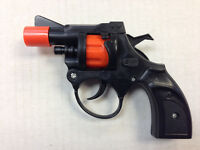 Super Cap Toy Gun Revolver 8 Shot Ring Caps Pistol Handgun