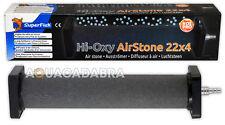 Superfish Hi-Oxy Air Stone 22cm x 4cm 300g - Pond Koi Fish High Oxygen Garden