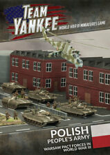 TY504 Polish People's Army -TEAM YANKEE - SENT FIRST CLASS
