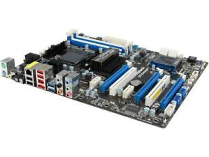ASRock 970 Extreme4 AM3+ AMD 970 SB950 ATX SATA 6Gb/s USB 3.0 ATX Motherboard