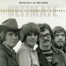 Ultimate Creedence Clearwater Revival CD 3 Disc Greatest Hits Compilation