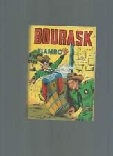 PETIT FORMAT BOURASK ( FLAMBO ) N°25 . LUG . 1961 . LE PETIT RANGER .