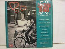 50 Canciones De Amor Inolvidables - 3 x LP - 1993 - Spain - VG+/VG+