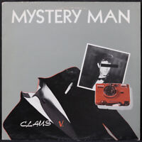 Claus V. - Mystery Man - CHANNEL RECORDS - CHANNEL 12 – 4 - Vinile V004048