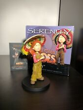 Firefly Serenity Kaylee Shiny Resin Maquette Statue Little Damn Heroes Qmx