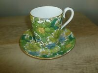 """Royal Albert """"Guinevere"""" Bone China England Cup & Saucer - Free Shipping!"""