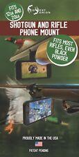 Smartphone Phone Mount Shotgun Rifle Muzzleloader goPro