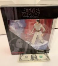 "STAR WARS The Force Awakens REY & KYLO REN STARKILLER BASE 6"" Black Series Kmart"