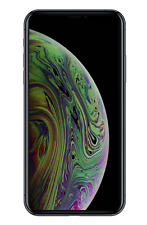 Apple iPhone XS 256GB Space Gray A1920 Unlocked - Fair Condition