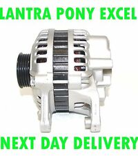 HYUNDAI LANTRA PONY EXCEL S Coupe 1.3 1.5 1989 1990 1991>1996 RMFD Lichtmaschine