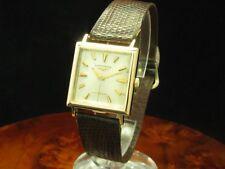 Longines 18kt 750 Gold Handaufzug Unisexuhr von ca. 1962 / Kaliber 23Z