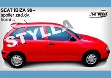 SPOILER REAR ROOF SEAT IBIZA MKII MK2 6K2 WING ACCESSORIES