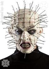 Maschera Spilli Lattice Hellraiser Zombie Uomo Mostro Carnevale Horror Halloween
