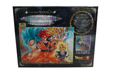 Dragon Ball Super  Official Art Crystal Jigsaw Puzzle  300 Pieces - Son GoKu
