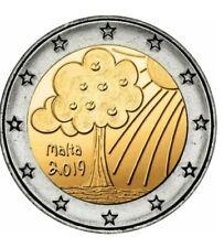 Malta 2019 - Natuur en milieu - 2 euro CC - UNC