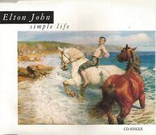 Elton John - Simple Life 1993 CD single