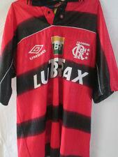 Flamengo 1997-1998 No 9 Football Shirt Size XL /7910