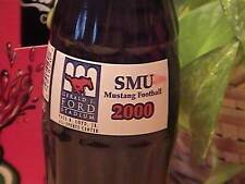 SMU Mustangs Football Gerald Ford Stadium 2000 coke