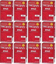 Cavalo De Tróia Enz non-lubricated preservativos 12 Pack = 144 preservativos
