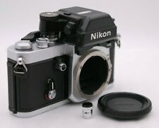[Near Mint] Nikon F2 Photomic AS DP-12 SLR Film Camera S/N 8019853 + AR-1 Japan