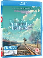 Nuovo Place Promised IN Our Presto Giorni/Voices Of A Distant Stella Blu-Ray