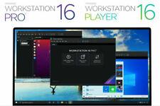 VMWARE WORKSTATION 16 PRO Lifetime Activation Key  🔑
