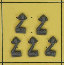 Warhammer 40K Astra Militarum Cadian Command Squad respiradores
