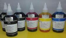 Refill ink bottles for HP Canon Brother Lexmark Inkjet Printer Quality 600ml
