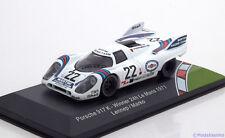 1:43 CMR Porsche 917 K Winner 24h Le Mans Lennep/Marko 1971 Martini