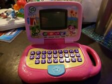 Leap Frog My Own Leaptop Interactive Learning Laptop Toy for Kids/Toddlers Pink