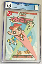 Cartoon Network Starring #1 Powerpuff Girls 1999 CGC 9.6 Near Mint+ New Slab