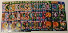 1999 Burger King Pokemon - Complete Sheet Untorn Cards - Full Set Of 20 Sheets
