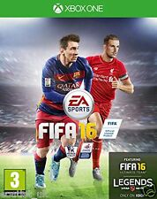 Fifa 16 XBox One NEW & SEALED UK Seller Football Soccer Game