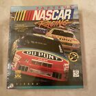 Nascar Racing Big Box Pc Computer Game Rare 1994 By Sierra Brand New Sealed Us