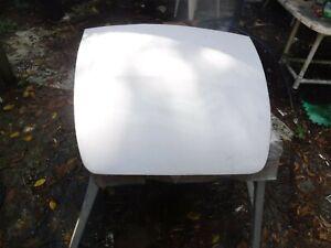sunbeam tiger alpine hood square corner no dents or rust scoop optional 1966 67