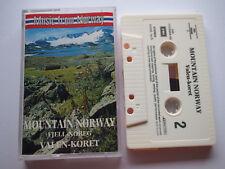 Mountain Norway - die schönsten Melodien aus Norwegen  - MC - Musikkassette